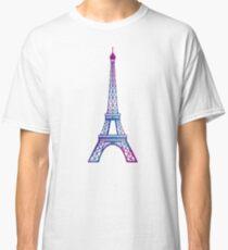 Eiffel Tower Paris Classic T-Shirt