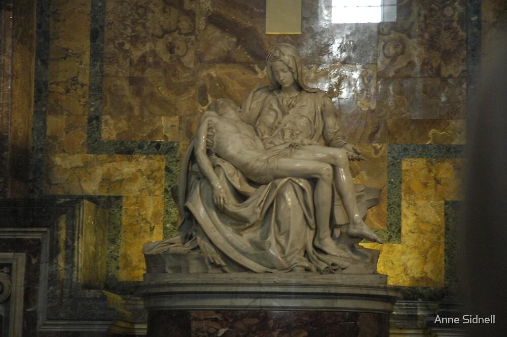Pietà (Michelangelo) by Anne Sidnell