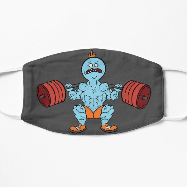 Mr. Meeseeks SQUATS Mask