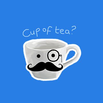Cup of tea? iPhone/iPod case by thatgirlshannon