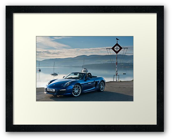 Porsche Boxster Early Riser by supersnapper
