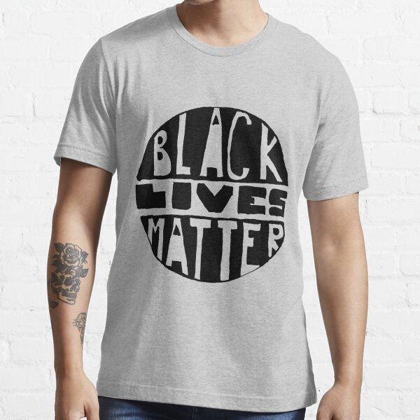 Black Lives Matter - Filled Essential T-Shirt