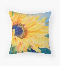 Sunburst #2 Throw Pillow
