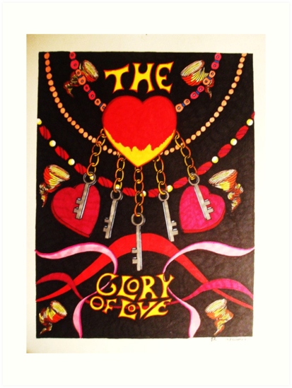 The Glory of Love by Steve Boisvert