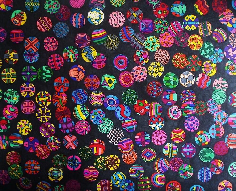 Multi Color by Steve Boisvert