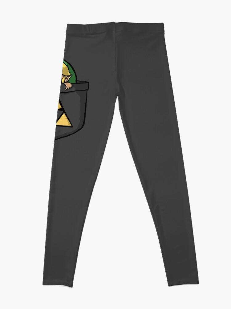 Alternate view of Legend of Zelda - Pocket Link Leggings