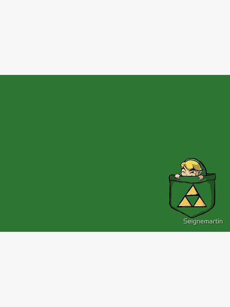 Legend of Zelda - Pocket Link by Seignemartin