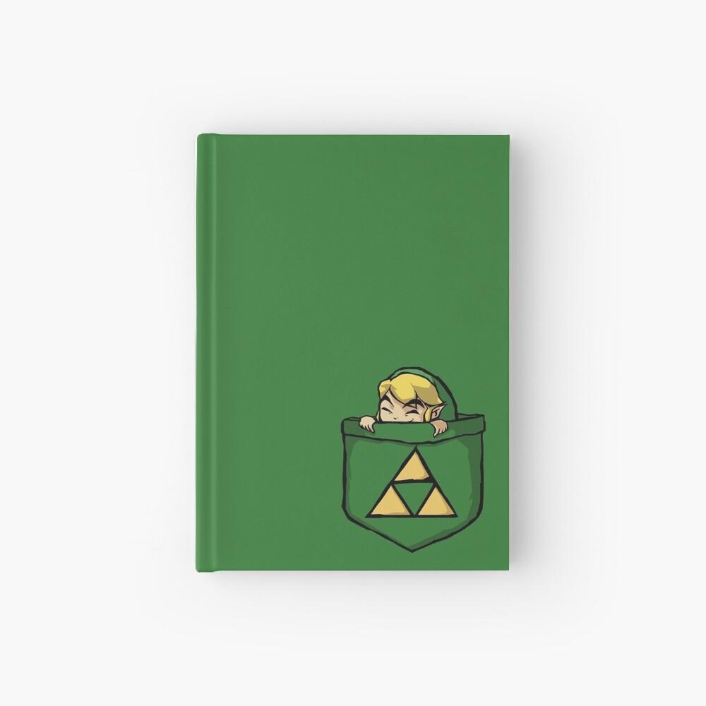 Legend of Zelda - Pocket Link Hardcover Journal