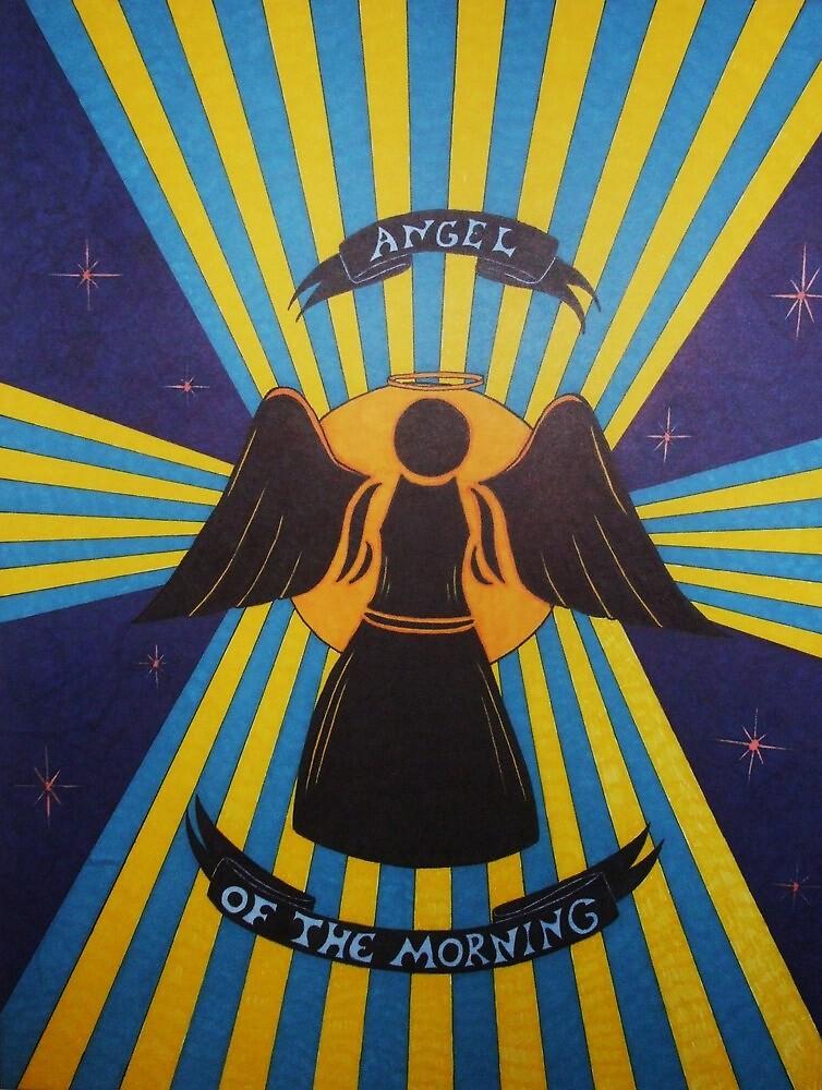 Angel of the Morning by Steve Boisvert