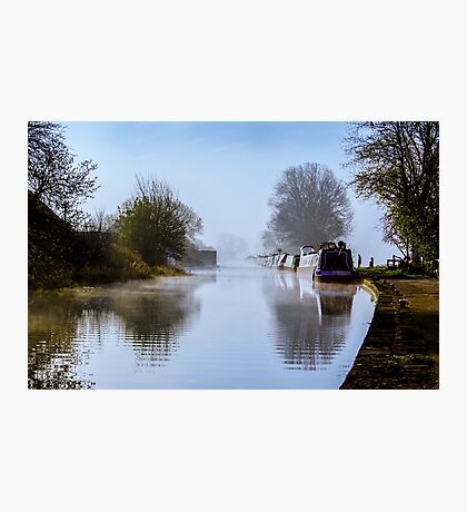 Winter Clayworth Morning II Photographic Print