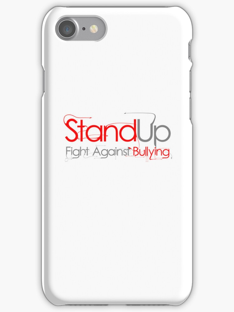 StandUp iPod/iPhone Case - White by StandUp