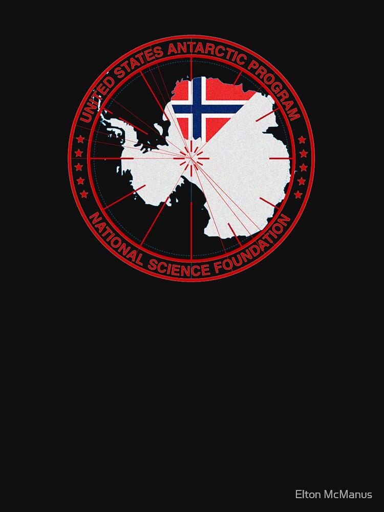 ANTARCTICA - USA/Norway by EltMcM