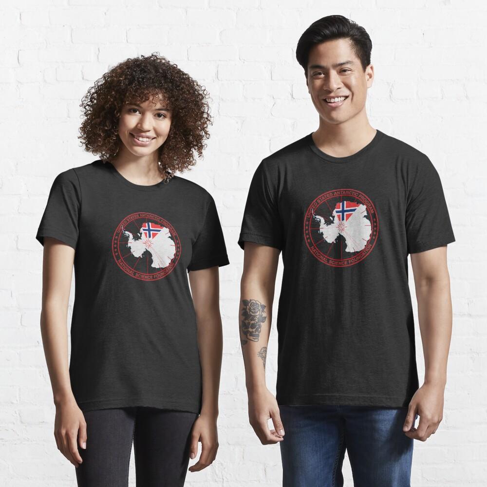ANTARCTICA - USA/Norway Essential T-Shirt