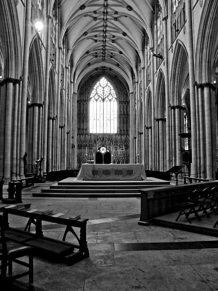 York Minster by tunna