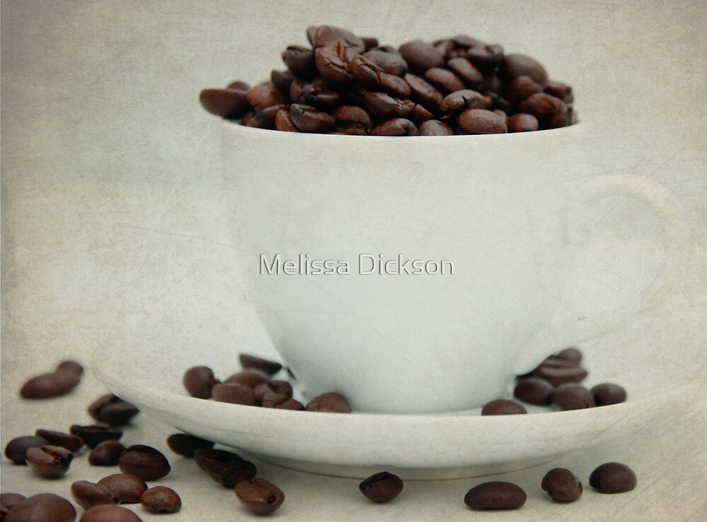 Coffee Collection 1 by Melissa Dickson