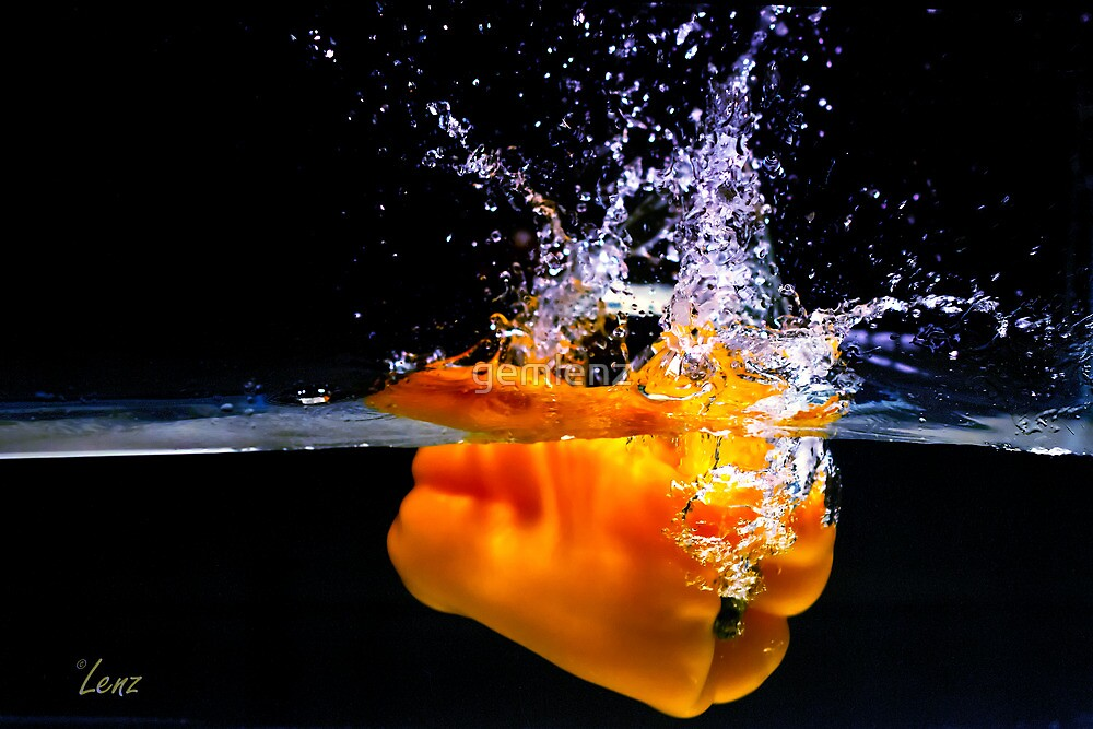 Splash Tank by gemlenz