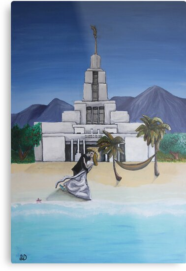 Draper Utah Temple by JennyLynnDiesen