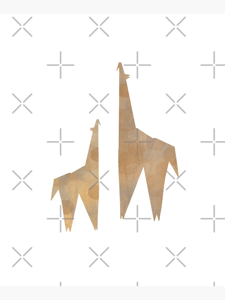 Origami Giraffe by whya