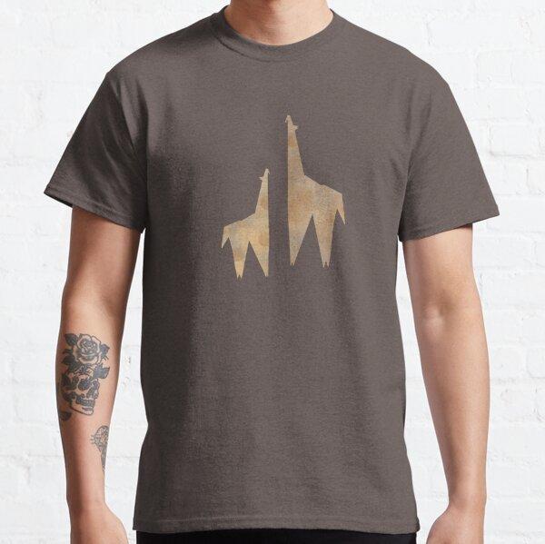 Origami Giraffe Classic T-Shirt