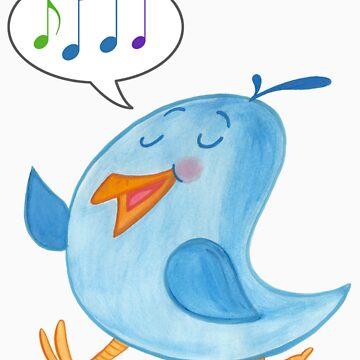 Sing, Sing, Sing! by KatrinaArt