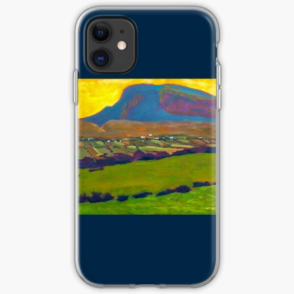 Muckish from Falcarragh iPhone Soft Case