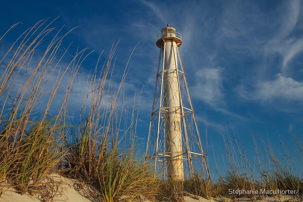 Boca Grande Florida, abandoned lighthouse by Stephanie Macwhorter