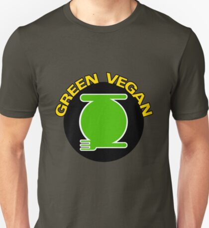 Green Vegan T-Shirt