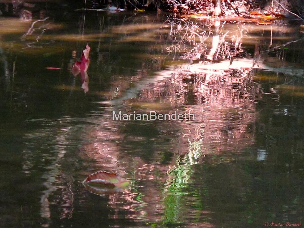 Water dance by MarianBendeth