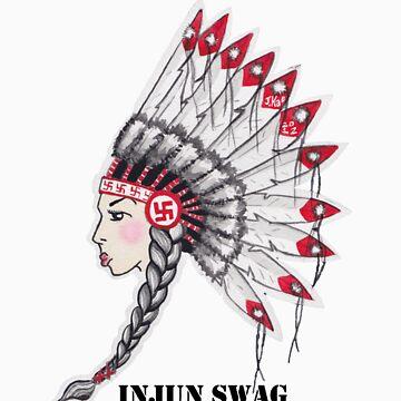 Injun Swag by jkaecustoms