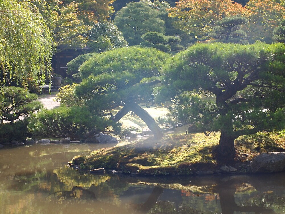 Japanese Garden by MikeyPVader