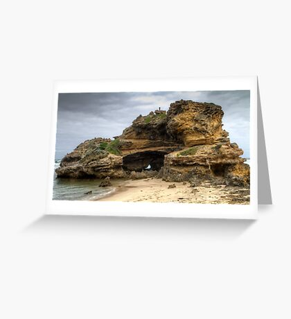 London Bridge - Portsea - Victoria Greeting Card