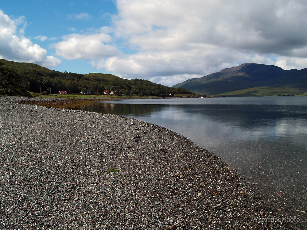 Loch Spelve and Croggan by WatscapePhoto