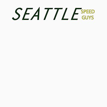 Speed Guys by mikeyfade