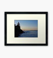 Byron Framed Print
