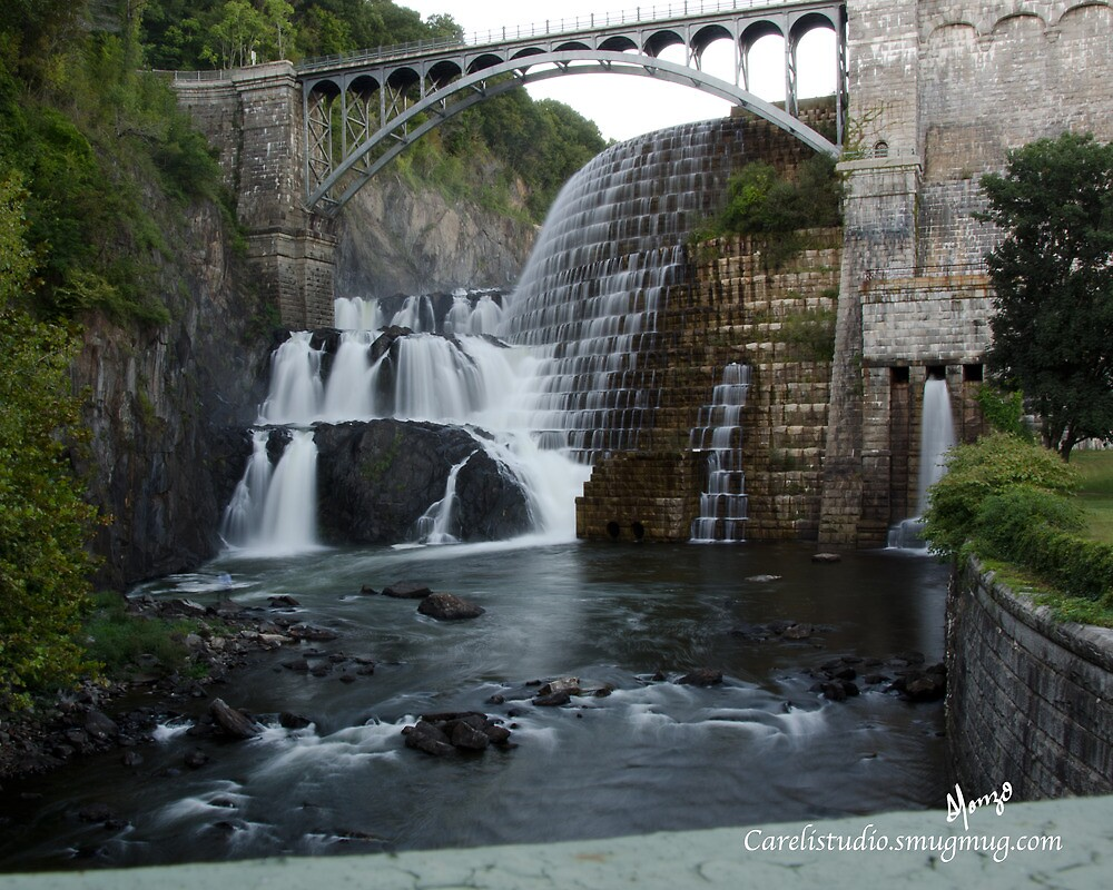 Croton Dam NY by alocarlos