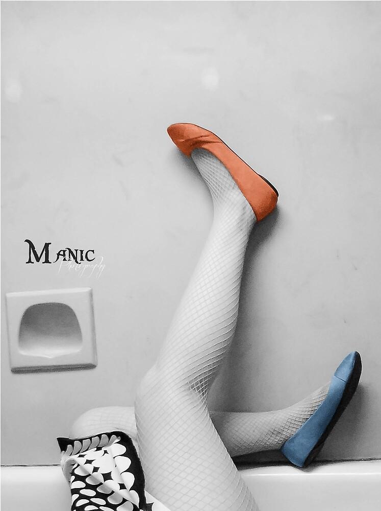 Retro Dots by Manic-Photo