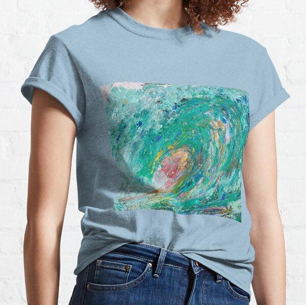 """Breathing Tube""   Original Artwork by Nicholas Brendon Classic T-Shirt"