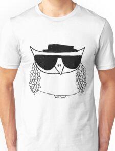 Heisenberg, the owl Unisex T-Shirt
