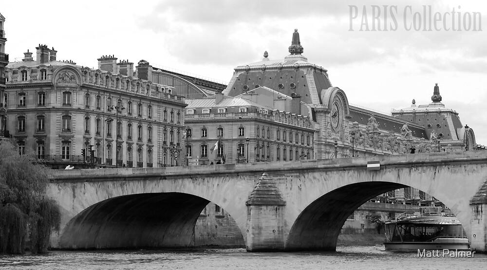 """""""On the Seine"""" by Matt Palmer"""