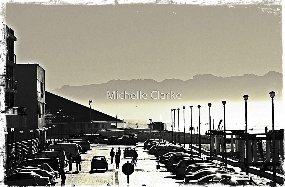 Misty Main by Michelle Clarke