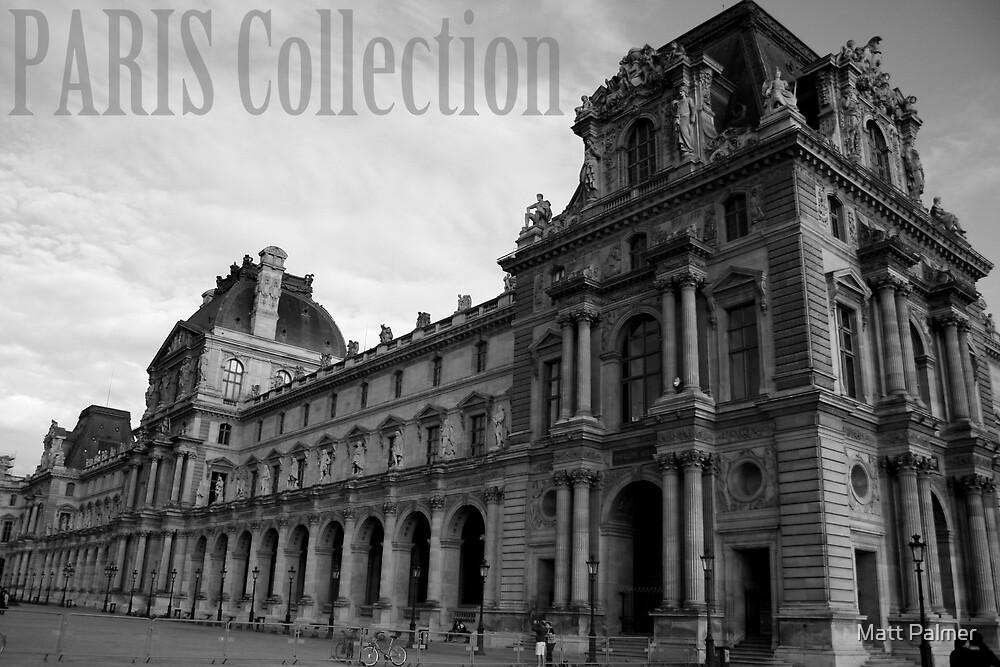 """""""The Louvre"""" by Matt Palmer"""