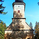 Maria Rast forest chapel 2 by Patrick Jobst