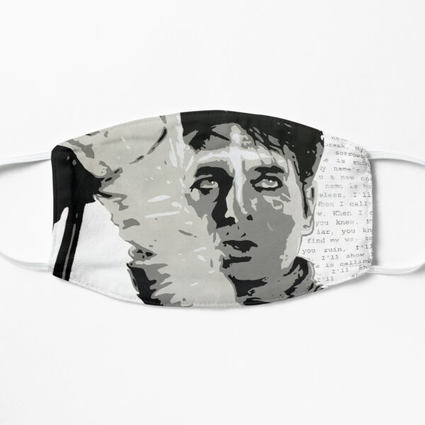 Gary Numan - My Name Is Ruin Mask