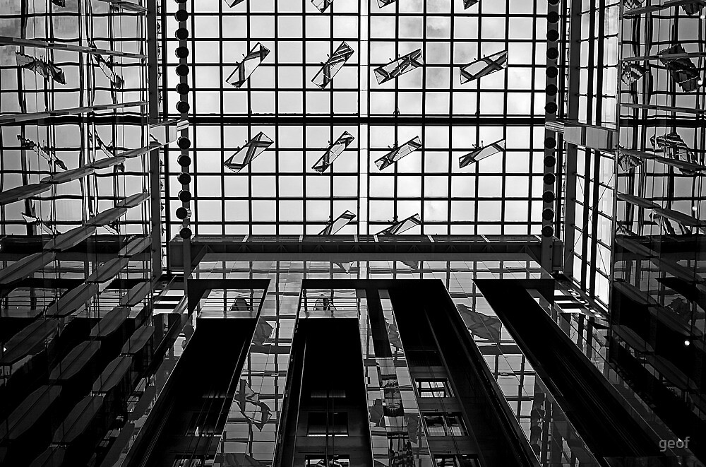 ceiling 161 Collins St Melbourne - mk 2 by geof