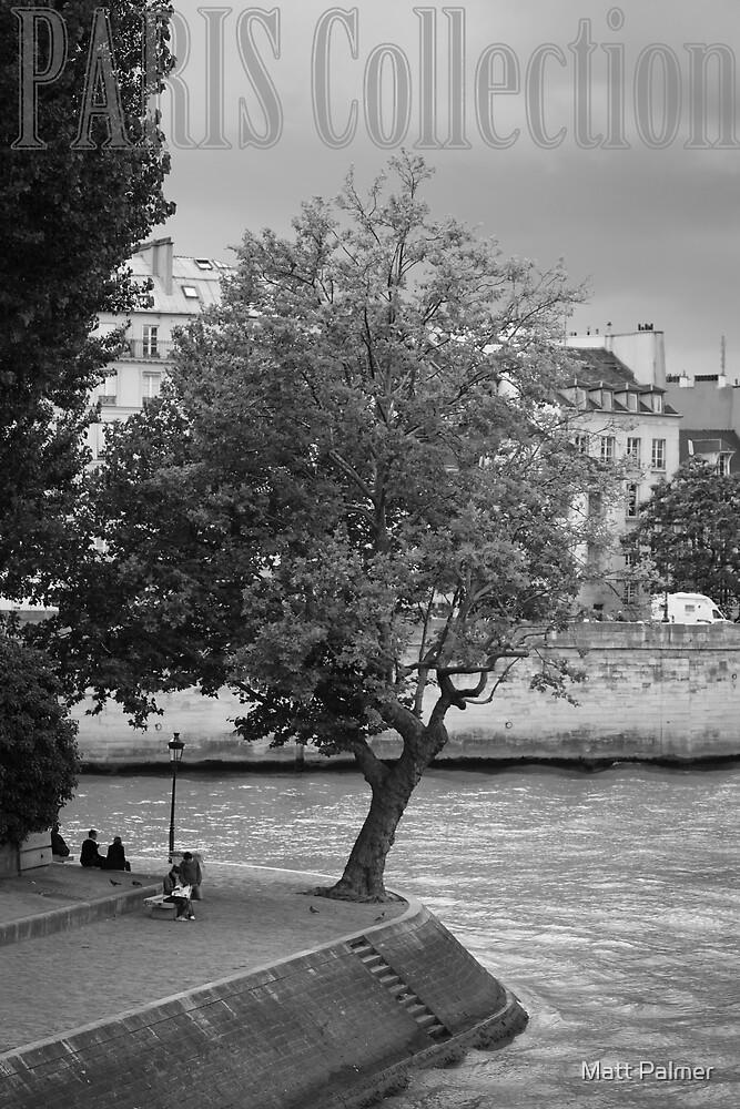 """""""Tree on Seine"""" by Matt Palmer"""