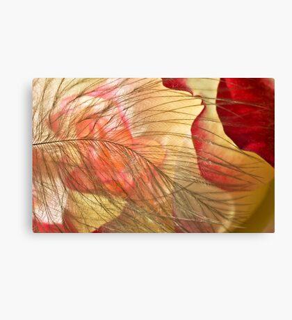 Petal's Womb Canvas Print