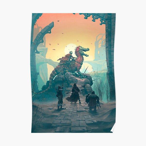 Forbidden Lands Cover Poster