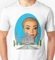 head of the taj mahal Unisex T-Shirt