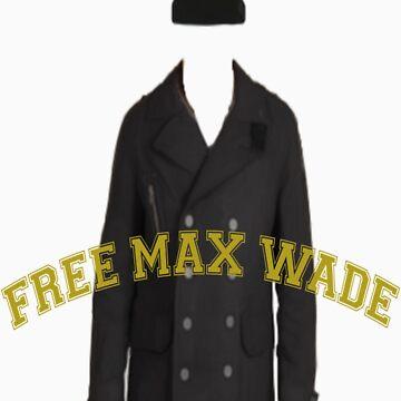 Free Max Wade by GiantFatNerd
