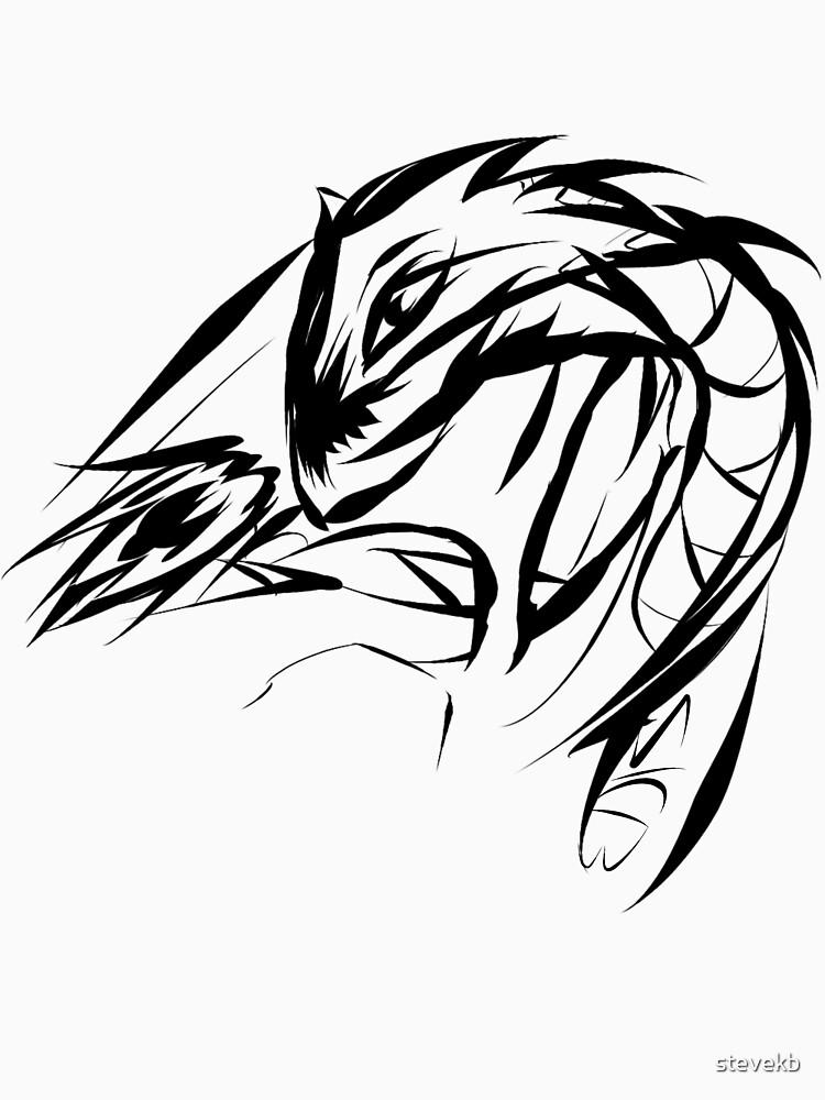 Dragon by stevekb